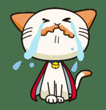 Supernyan (cat) sticker #122431