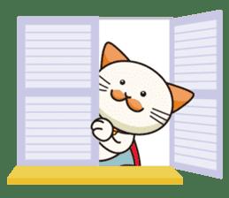 Supernyan (cat) sticker #122454