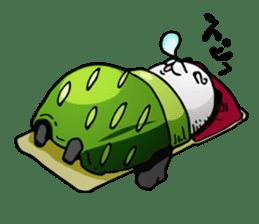 bakuneko/ tsumire family sticker #122887