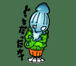 bakuneko/ tsumire family sticker #122892