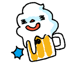 Mr. Ice Cream sticker #123181