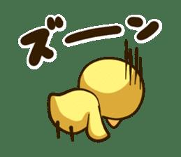 Hiyoko_Stamp sticker #124875