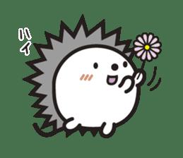 """Hedgehog""""Bug"""" sticker #125198"""