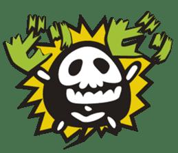 """Hedgehog""""Bug"""" sticker #125215"""