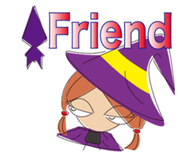 Sister and Brother are good friends sticker #125614