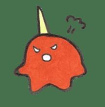 HENTEKOE sticker #125841