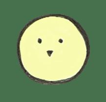 HENTEKOE sticker #125850