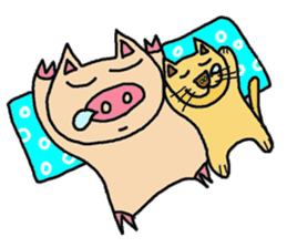 Mybu-&Nyanbu- sticker #126667