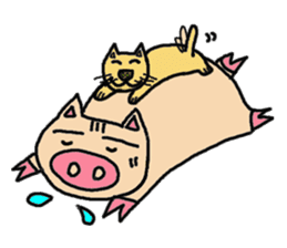 Mybu-&Nyanbu- sticker #126685