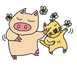 Mybu-&Nyanbu- sticker #126697
