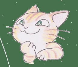 MY CATS LIFE sticker #127044