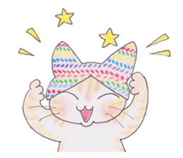 MY CATS LIFE sticker #127045