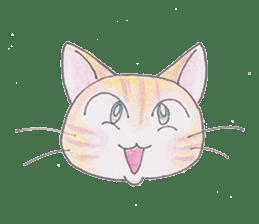 MY CATS LIFE sticker #127046