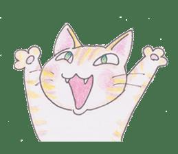 MY CATS LIFE sticker #127048