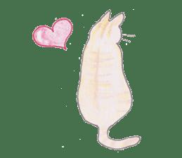 MY CATS LIFE sticker #127050