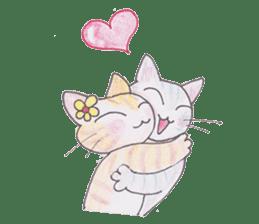 MY CATS LIFE sticker #127052