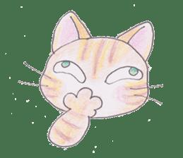 MY CATS LIFE sticker #127060