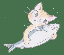 MY CATS LIFE sticker #127062