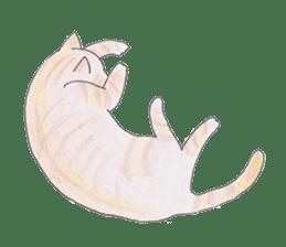 MY CATS LIFE sticker #127064