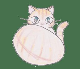 MY CATS LIFE sticker #127067