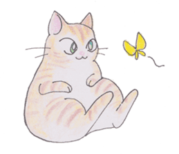 MY CATS LIFE sticker #127068
