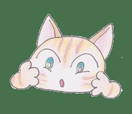 MY CATS LIFE sticker #127070