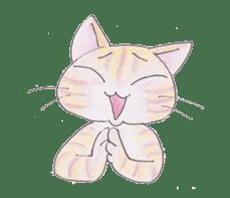 MY CATS LIFE sticker #127074