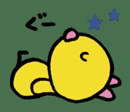 kutibiru-piyoko sticker #127103
