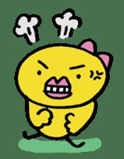 kutibiru-piyoko sticker #127105