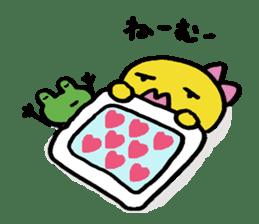 kutibiru-piyoko sticker #127106