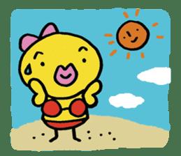 kutibiru-piyoko sticker #127108