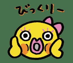 kutibiru-piyoko sticker #127113