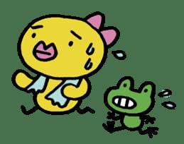kutibiru-piyoko sticker #127117