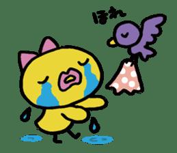 kutibiru-piyoko sticker #127123
