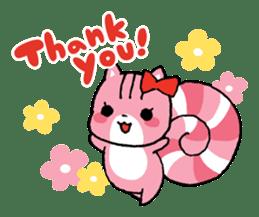 Lollipop Squirrels sticker #127461