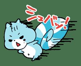 Lollipop Squirrels sticker #127464