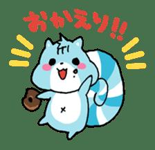 Lollipop Squirrels sticker #127466