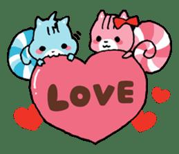 Lollipop Squirrels sticker #127496
