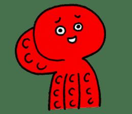 octopustamp sticker #127662