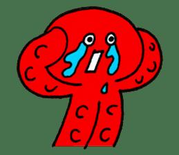 octopustamp sticker #127670
