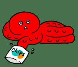 octopustamp sticker #127685