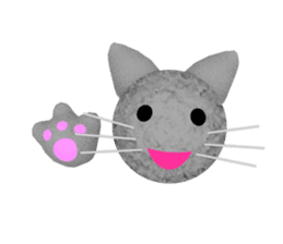 Chatty Kittens sticker #128102