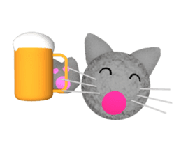 Chatty Kittens sticker #128109