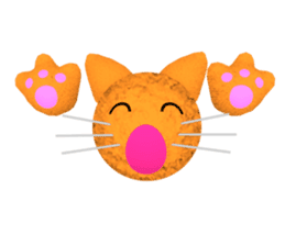 Chatty Kittens sticker #128118