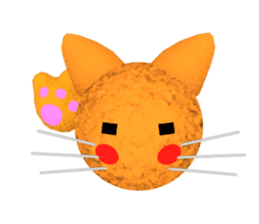 Chatty Kittens sticker #128128