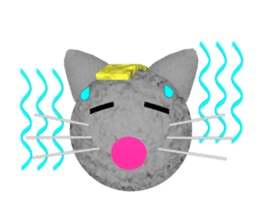 Chatty Kittens sticker #128129