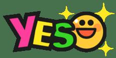 Colorful Smile sticker #128382