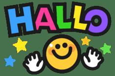Colorful Smile sticker #128389