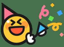 Colorful Smile sticker #128412