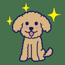 Schna & Toypoo 1st sticker #128740